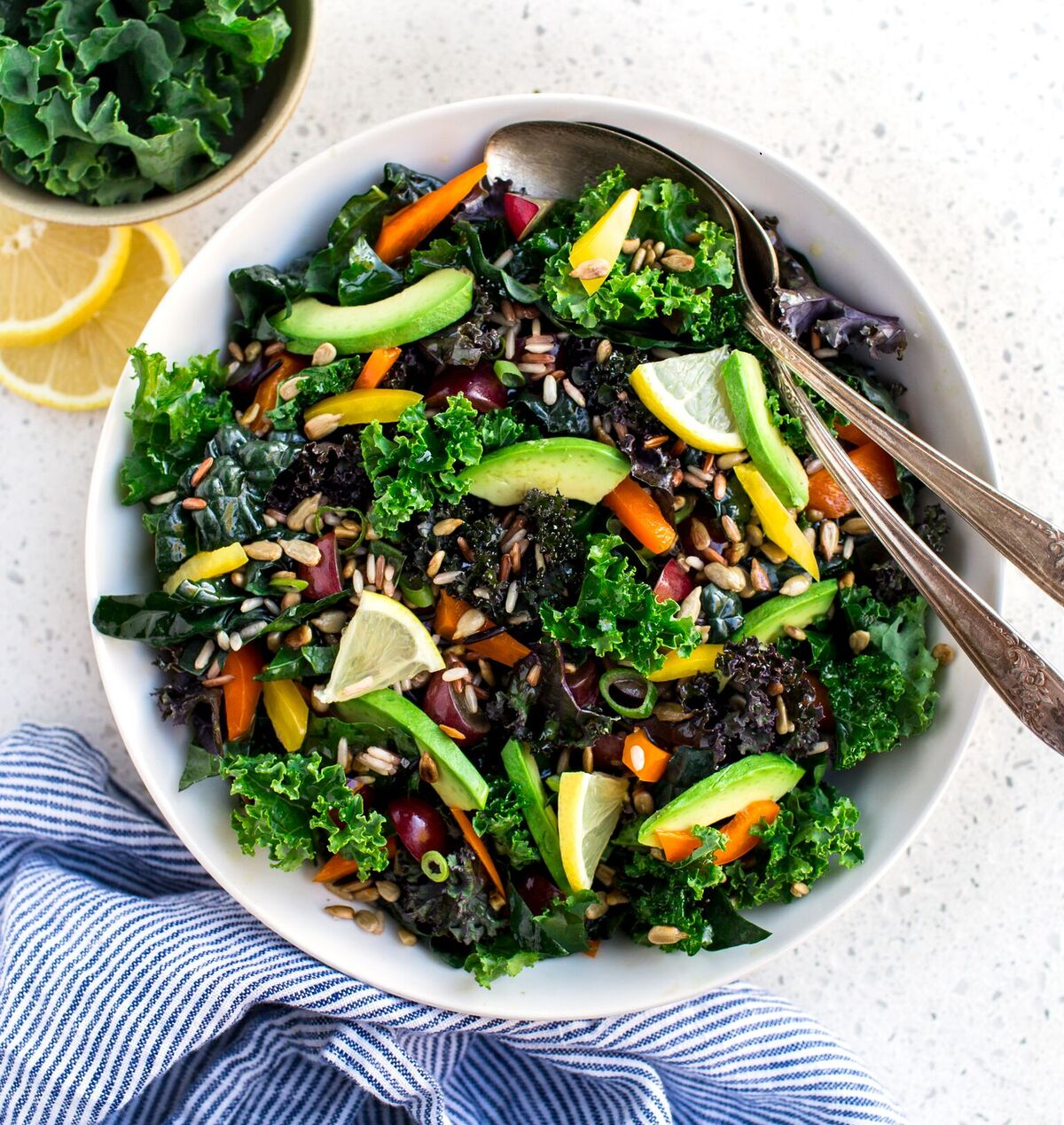 Wicked Good Kale Salad